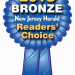 2018 NJ Herald Readers' Choice Winner!